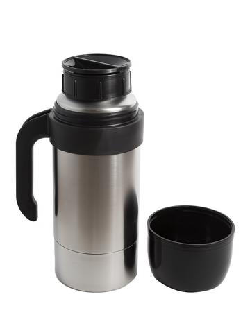 Термос Амет КN Турист-Н (1,25 литра) с узким горлом, стальной
