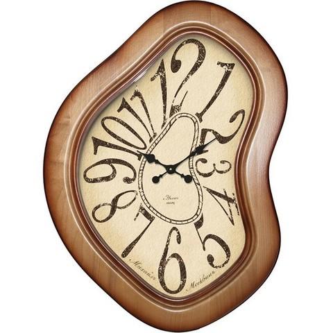 Настенные часы Михаил Москвин Альбит 8А1 (берёза)