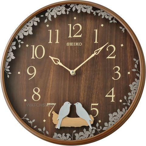 Настенные часы Seiko QXC237BN