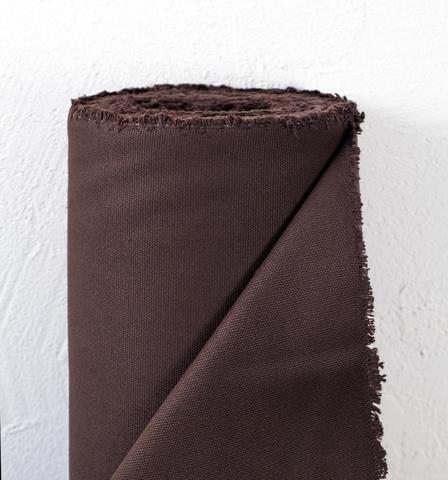 Канвас, цвет коричневый