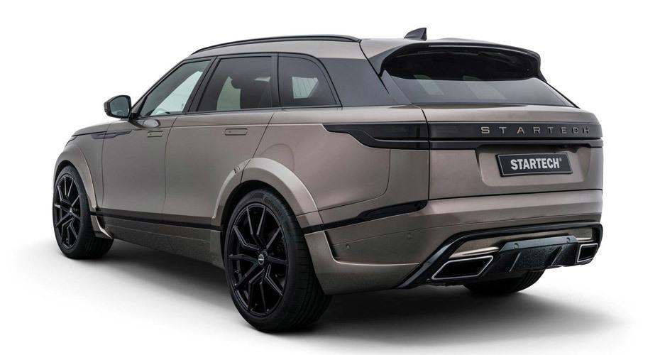 Обвес Startech для Range Rover Velar