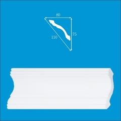Плинтус потолочный Kindekor (A-110)