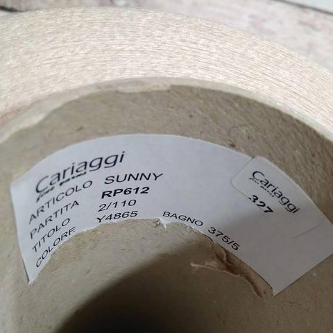 Шелк с кашемиром (35%)  CARIAGGI SUNNY 2/110  светло-бежевый