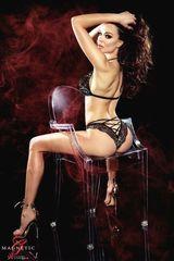 Красивый комплект эротичного белья Patricia