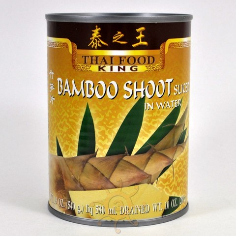 Ростки бамбука слайсами Thai Food King, 540г