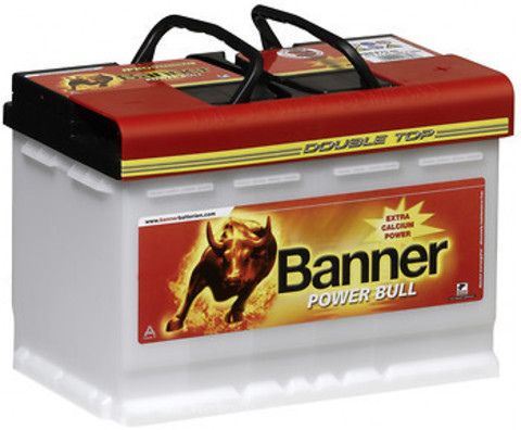 Banner Power Bull 72 Ah (P72 09)
