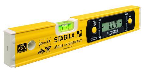 Электронный уровень Stabila TECH 80 A electronic 30 см (арт. 17323)