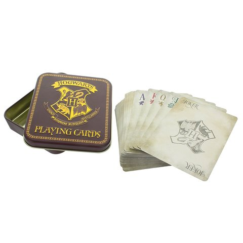 Карты сувенирные Hogwarts Playing Cards V2 (CDU 12) PP4258HPV2