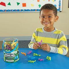 Как играть в фигурки Learning Resources