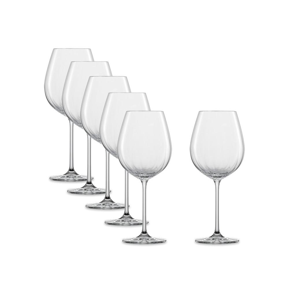 Фото - Набор бокалов для красного вина Burgundy 613 мл, 6 шт, Prizma набор бокалов для красного вина schott zwiesel prizma 561 мл 6 шт