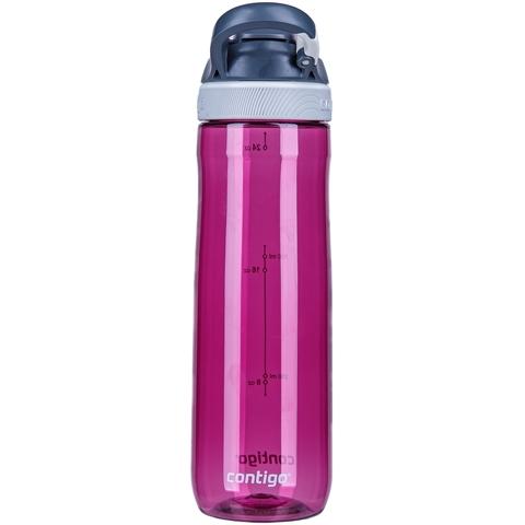 Бутылка спортивная Contigo Chug (0,72 литра), розовая