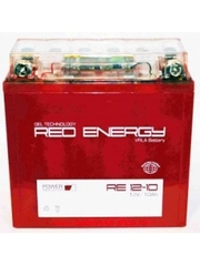 Аккумулятор 12V 10Ah (RE1210) RED ENERGY с индикатором заряда