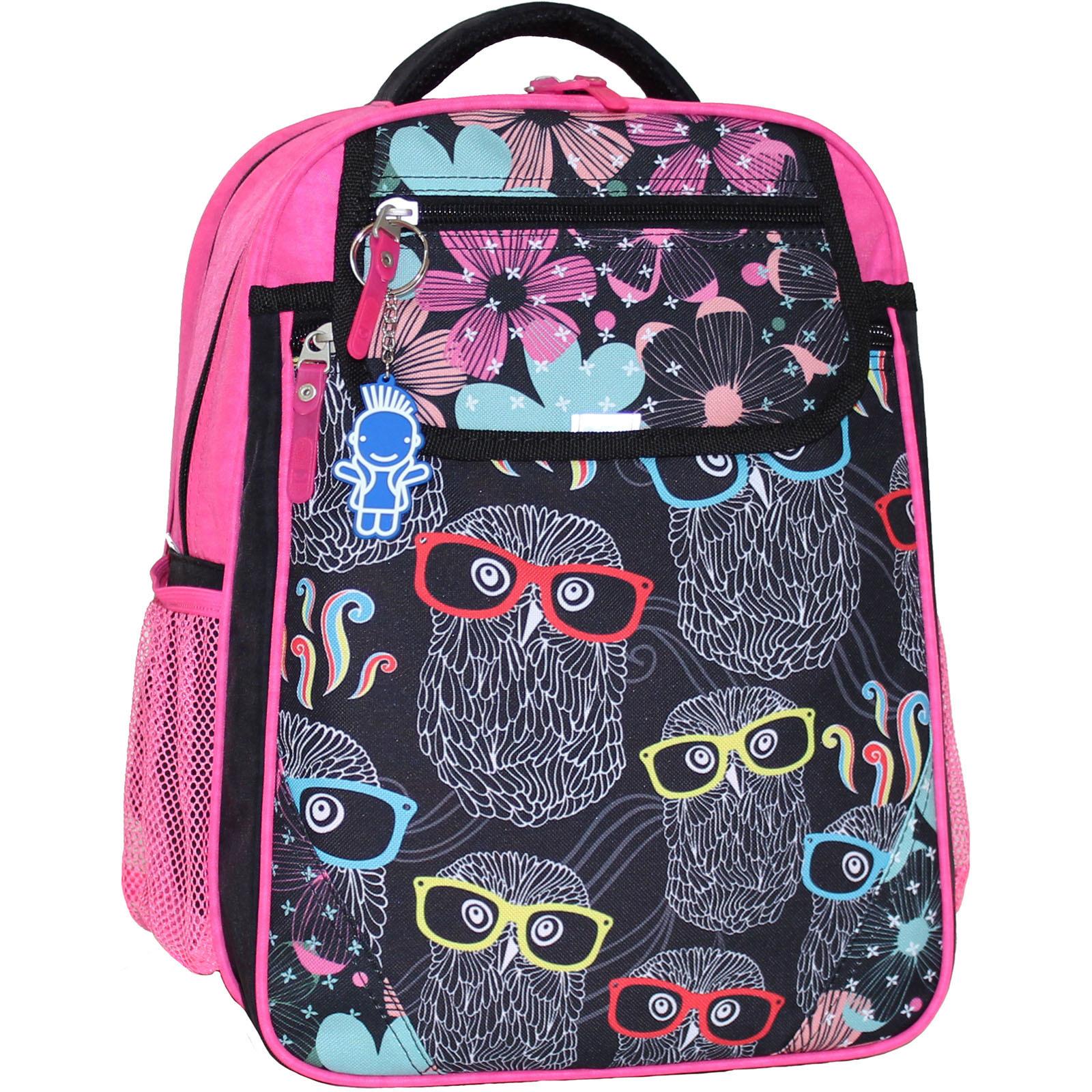Школьные рюкзаки Рюкзак школьный Bagland Отличник 20 л. черный 403 (0058070) IMG_5099_артикул_403_.JPG