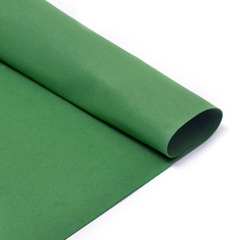 Фоамиран 1мм темно-зеленый