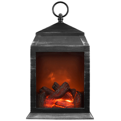 Светильник–фонарь Уютный Камин