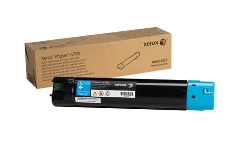 Картридж Xerox 106R01523 голубой