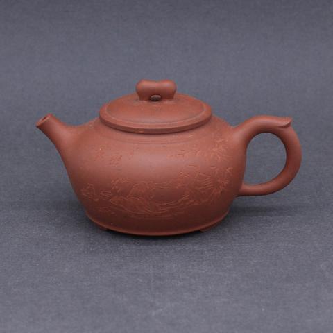 Чайник из исинской глины, 200мл, 131043