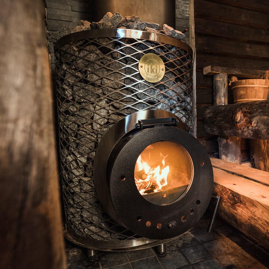 Печь для сауны IKI Original, фото 3