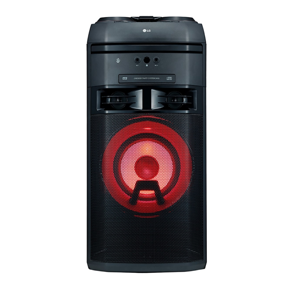 Аудиосистема LG с диджейскими функциями и караоке XBOOM OK65 фото