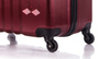 Чемодан со съемными колесами L'case Phuket-20 Бордовый ручная кладь (S)