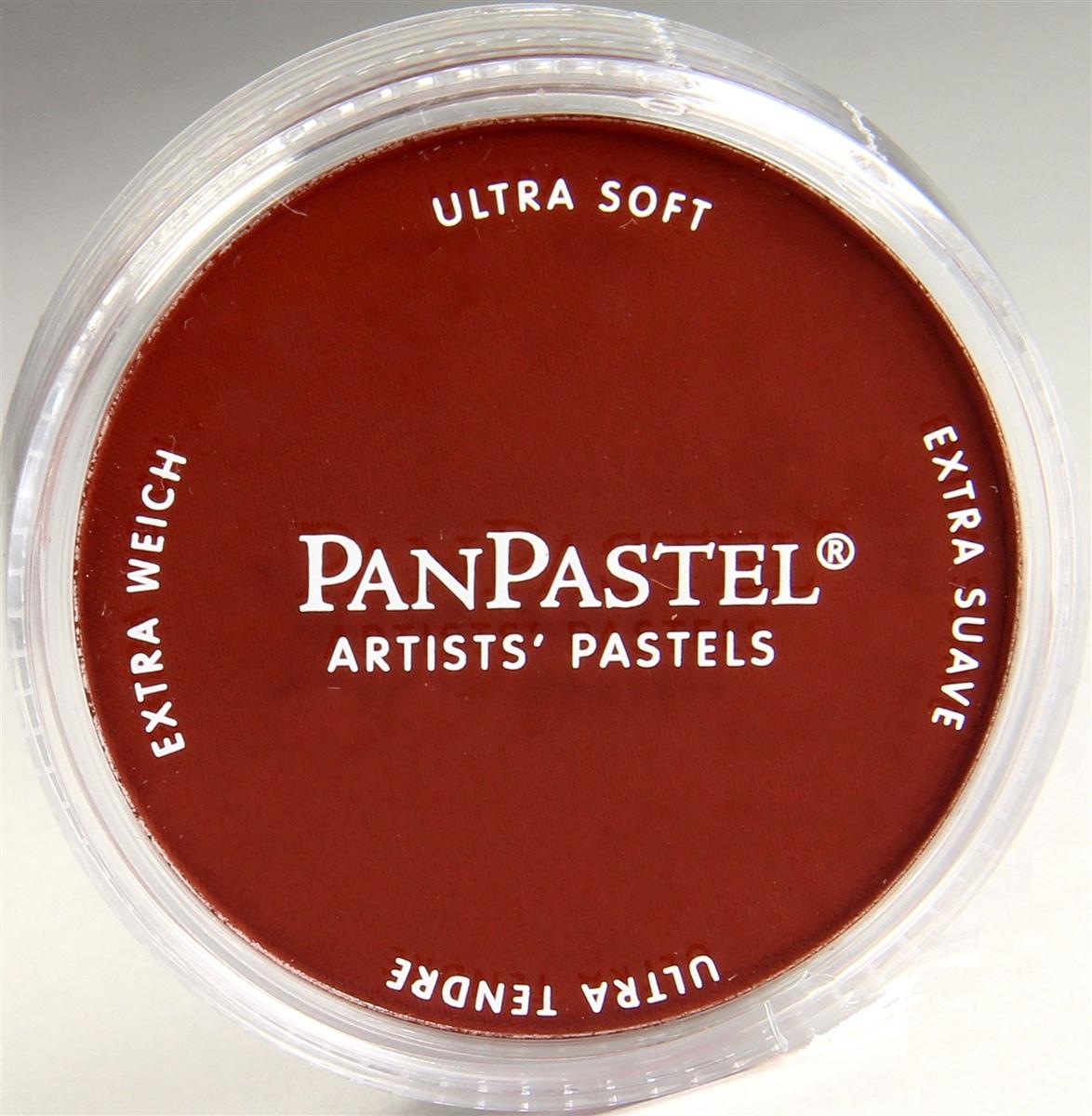 Ультрамягкая пастель PanPastel / RED Iron Oxide Shade