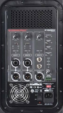 Акустические системы активные Cerwin-Vega P1500X
