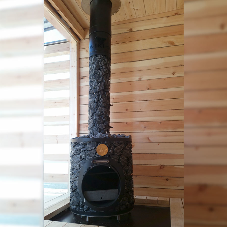 Печь для сауны IKI Original, фото 5