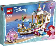 Disney Princess Королевский корабль Ариэль