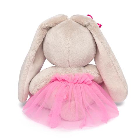 Зайка Ми в ярко-розовой юбочке «фонарик»
