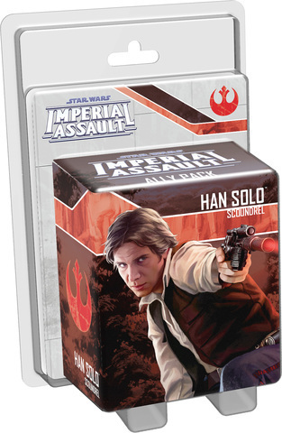 Star Wars Imperial Assault: Han Solo (Scoundrel)