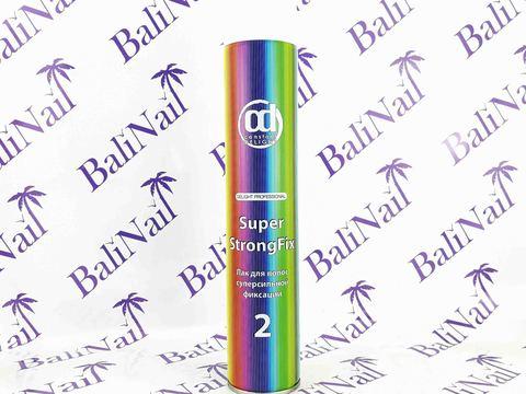 CONSTANT DELIGHT Лак для волос суперсильной фиксации, 400 мл