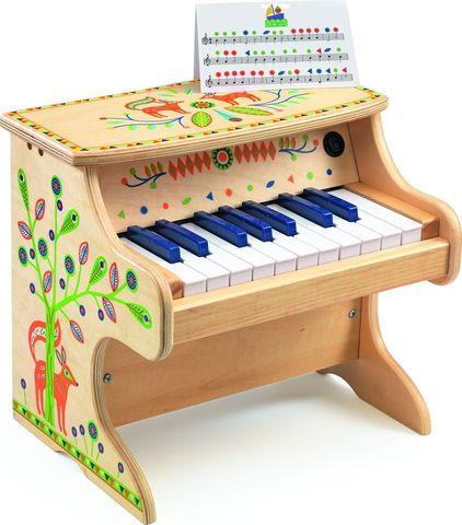 Djeco. Электронное пианино