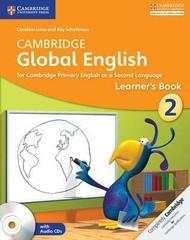 Cambridge Global English Stage 2,  Mixed Media,  1 Ed, Linse/Schottman