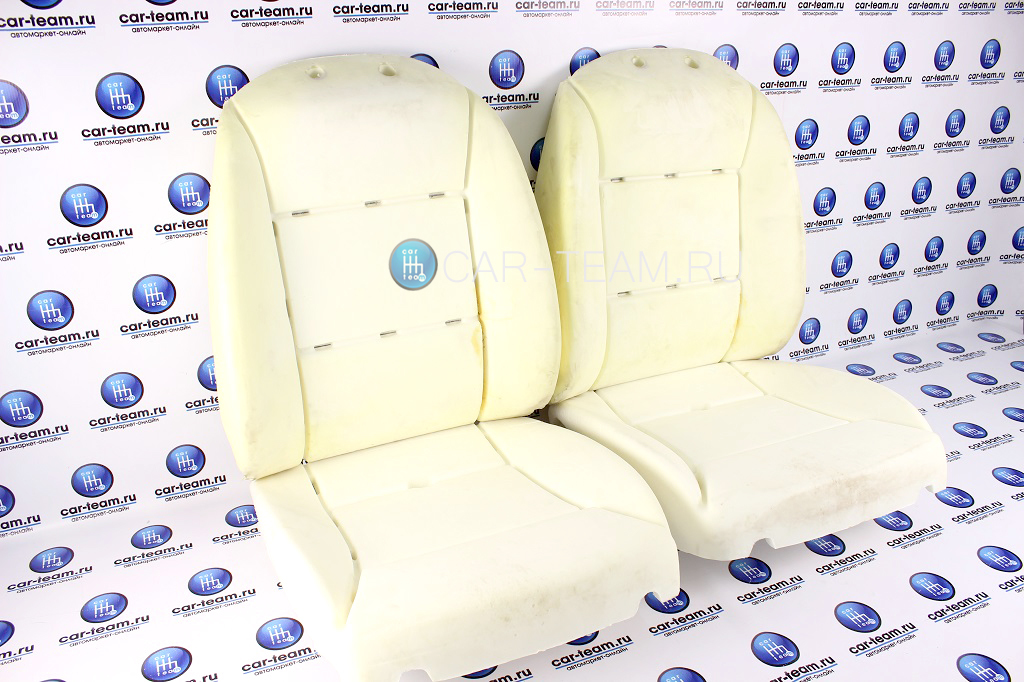 Пенолитье (паралон, подушка, губка) передних сидений на Лада Приора 2