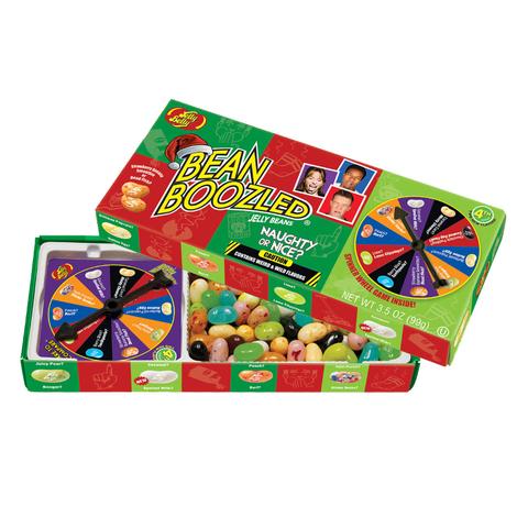 Конфеты Bean Boozled Jelly Belly с игрой к Новому году (новые вкусы!)