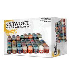 Citadel Base & Shade Paint Set
