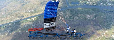 Основной парашют Comp Velocity