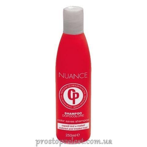 Punti di Vista Nuance CP After Color Shampoo - Шампунь для окрашенных волос с формулой защиты цвета
