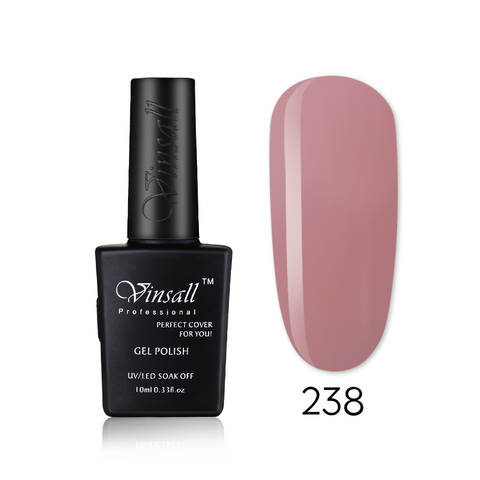 Гель-лак Vinsall pastel  №238