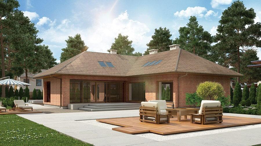 King Klinker - Alhambra sun (HF04), Old Castle, 240x71x10, NF - Клинкерная плитка для фасада и внутренней отделки