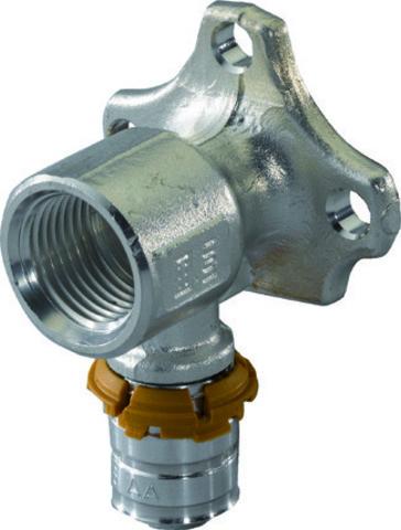 Водорозетка Uponor Smart Aqua S-Press 20-1/2
