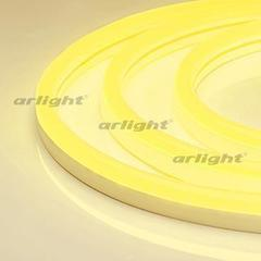 Гибкий неон Arlight-CF2835-U15M20-24V Yellow (26x15mm)