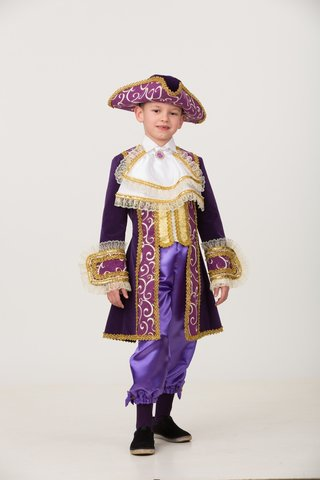 Карнавальный костюм детский Маркиз