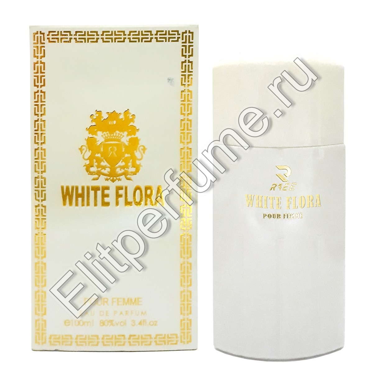 White Flora 100 мл спрей от Reev Khalis Perfumes Халис