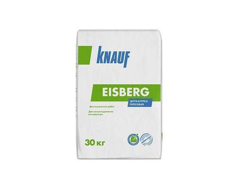 Штукатурка гипсовая Кнауф Айсберг 30 кг