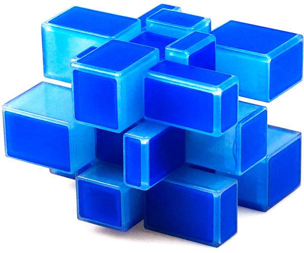 Кубик Рубика Luminous mirror cube