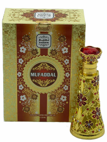 Пробник для Mufaddal Мафаддал 1 мл арабские масляные духи от Насим Naseem Perfumes