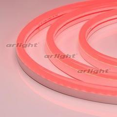 Гибкий неон Arlight-CF2835-U15M20-24V Red (26x15mm)