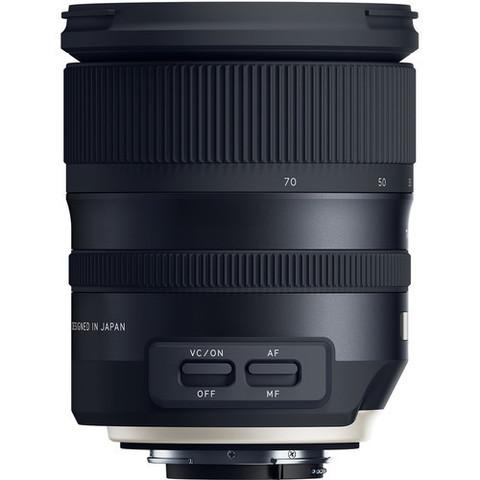 ОбъективTamron AF SP 24-70mm f/2.8 Di VC USD G2 для Nikon
