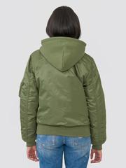 Куртка Alpha Industries MA-1 Natus W Sage Green